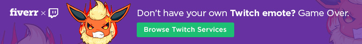728x90 Browse Twitch Services
