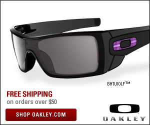 Shop The Oakley Online Store Now!