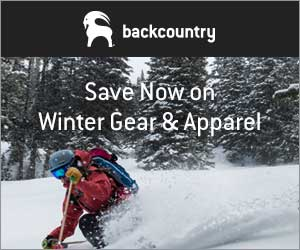 Mountain Hardwear Sale at Backcountry