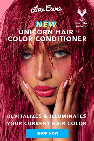 NEW Unicorn Hair Color Conditioners