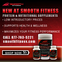 New-Smooth Fitness Protein/Nutritional Supplements
