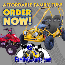 Family GoKarts Youth ATV's – GoKarts - Scooters