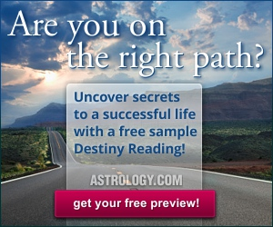 Try a free sample Destiny Reading!