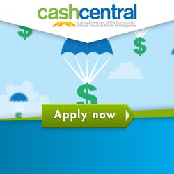 Cash Central Money Drop