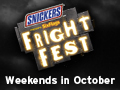 Fright Fest 2013 at Six Flags