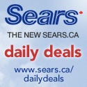 Sears Canada Daily Deals at Sears.ca
