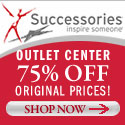 Outlet Sale  - Up to 75% off!