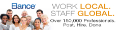 Elance - Work Local. Staff Global.