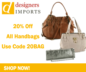 You Save When You Shop Designers Imports. Click and See Now!