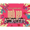 NCT127 - TO THE COLORING WORLD[Coloring Paper Set]+more bonuses and free shipping only at koreanmall