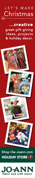 Shop the Joann.com Holiday Store