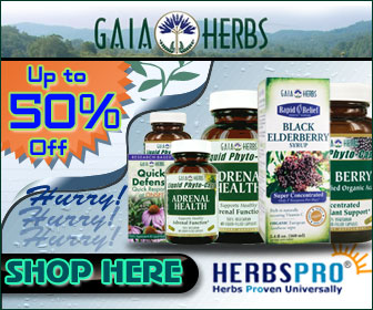 Gaia Herbs - Up To 50% Off
