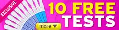 Get 10 Free Pregnancy Tests
