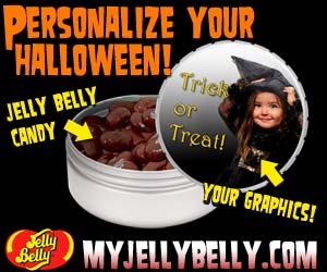 JellyBelly.com Mystery Bean Machine Promo