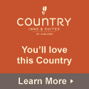 Country Inns & Suites - Guaranteed best online rate at over 365 locations!