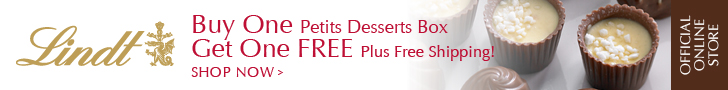 Buy 1 Petits Desserts Collection, Get 1 Free!