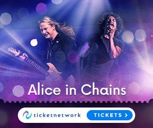 Alice in Chains biljetter