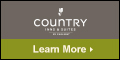 Country Inns & Suites - Advance Purchase Save 25%