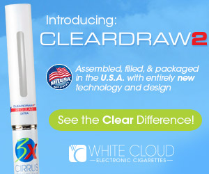 ClearDraw2 E-Cigarette Cartridges