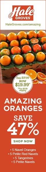 Amazing Oranges