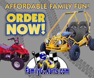 Family GoKarts Youth ATV�s � GoKarts - Scooters
