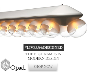 Opad Modern Designs for the Home