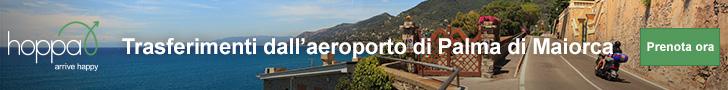 Transfer da aeroporto di Palma di Maiorca