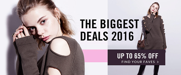 Right, NOW! Up to 70% OFF Sale