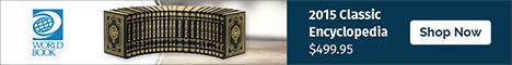 2015 Classic World Book Encyclopedia