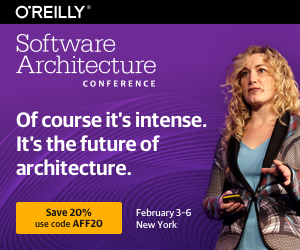 O'Reilly Software Architecture Conference in New York 2019