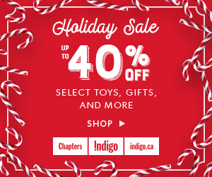 Holiday Sale: up to 40% off