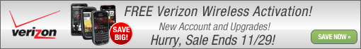 Free Verizon Wireless Activation