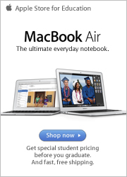 Apple Back to School Offer