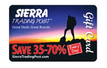 Sierra Trading Post Gift Card