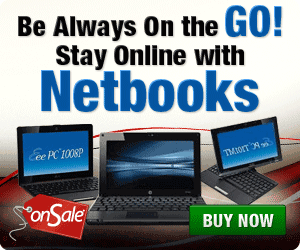 NETBOOKS Be Always On the Go 300x250