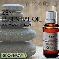 Puzhen Essential Oil Zen