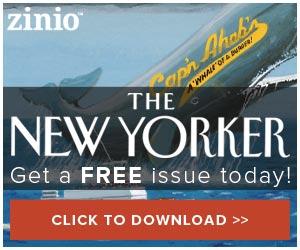 US - Free New Yorker Magazine