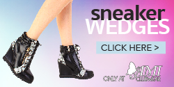 Shop for great deals on fashionable Sneaker Wedges.