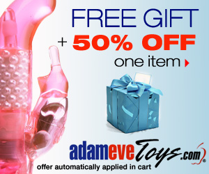 Free Gift and 50% off one item