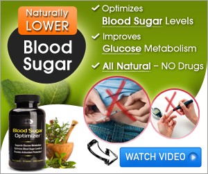 Blood Sugar Optimizer - Naturally control your blood sugar