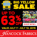 125x125 Half Off Summer Savings Sale - Ends July 1st