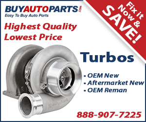 OEM Turbo Chargers