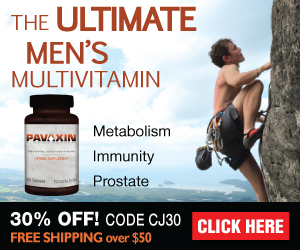 Pavaxin: Ultimate Men's Multivitamin: 30% Off + Free Shipping!
