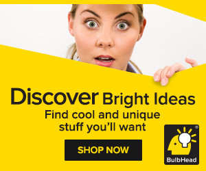 BulbHead, bulbhead.com, Tele-Brands, Star Shower, Telebrands, As Seen On TV, gifts, inventions, home decor, outdoor, tailgating, lighting, kitchen, pets, health, beauty, smart solutions, gadgets, unique products, technology, electronics, seasonal items
