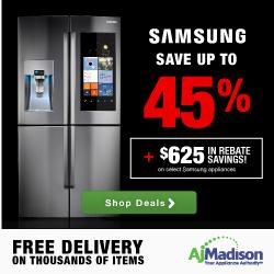 Samsung Friday Savings
