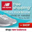 Free Shipping on Rock&Tone thru 6/20