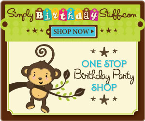 One Stop Birthday Party Shop - SimplyBirthdayStuff