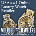 Huge Discounts on Rolex, Breitling and Cartier