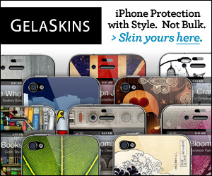 GelaSkins - Protection with Style. Not Bulk.