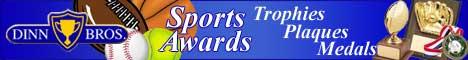 Dinn Trophy Awards for all Sports